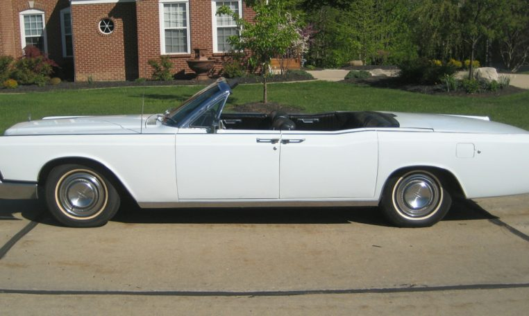 4 Door Convertible >> 1967 Lincoln Continental 4 Door Convertible Cincinnati